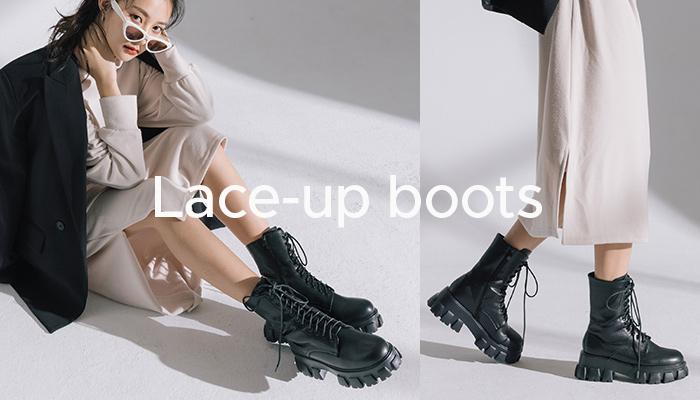 個性女孩當道!用馬甲靴打造率性穿搭風格