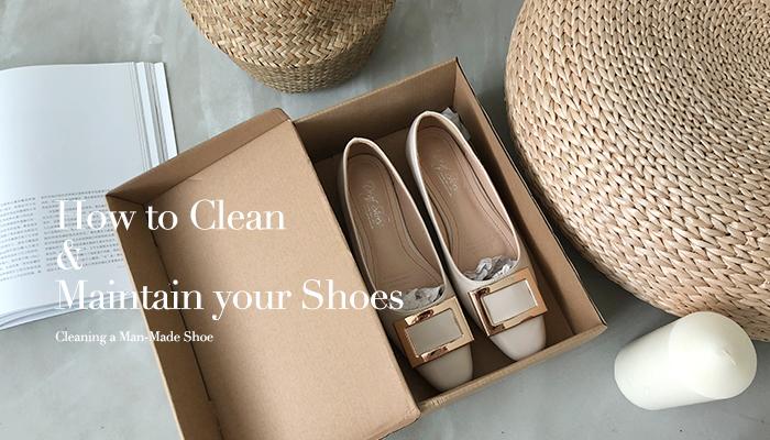 鞋子保養輕鬆達成!保養收納愛鞋一次到位