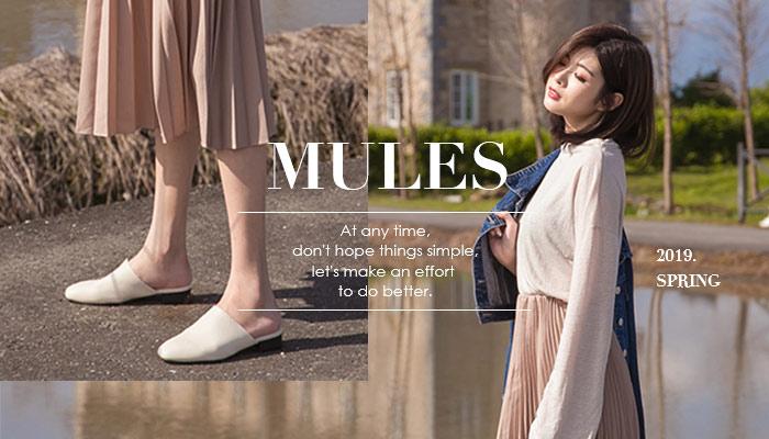 穆勒鞋風潮!時髦韓妞這樣穿