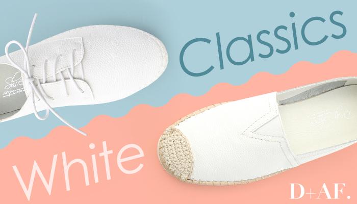 經典百搭超柔軟舒適小白鞋