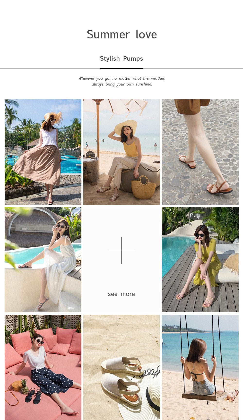 2019夏季女鞋推薦 涼鞋 穆勒鞋 低跟鞋 各式夏日鞋款
