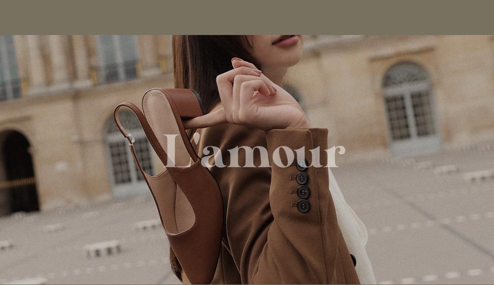 D+AF法國巴黎拍攝企劃 女鞋 女靴 靴子