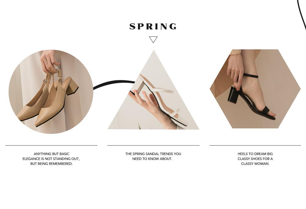 Trendy Summer Sandals 2020