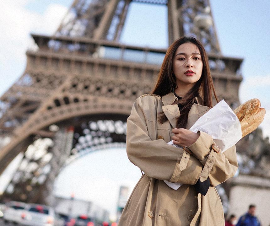 D+AF 2019法國France形象特輯 I