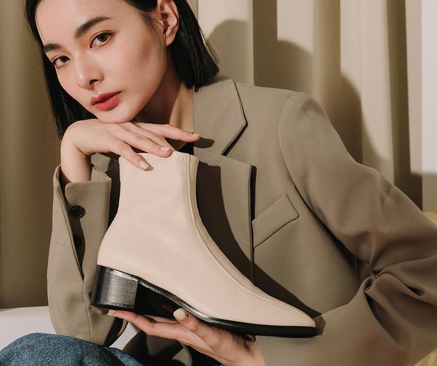 冬季女鞋女靴企劃:完美展現妳的質感品味