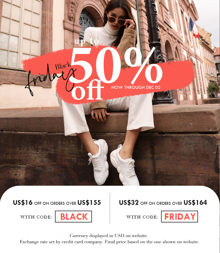 D+AF SHOES Black Friday:Up to 50% off. Coupons & Promo Codes For 2019