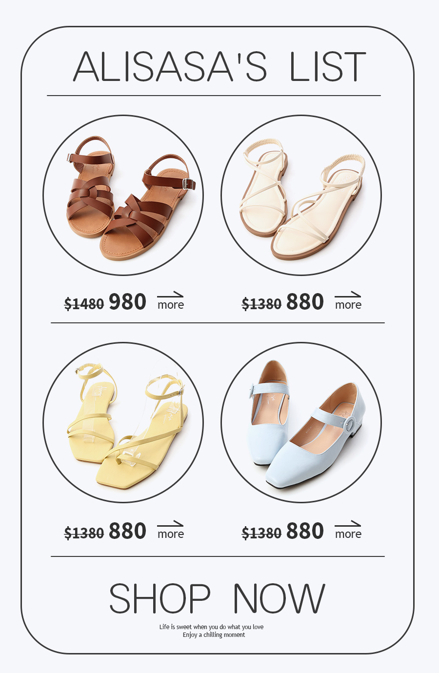 愛莉莎莎Alisasa聯名鞋款 涼鞋 瑪莉珍鞋 編織涼鞋 細帶涼鞋