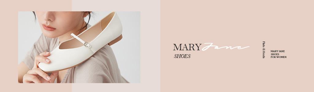 瑪莉珍鞋推薦!優雅的瑪莉珍鞋散發迷人魅力,各式瑪莉珍鞋盡在D+AF官方購物網站。