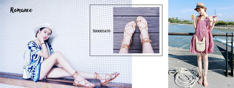 夏日涼鞋拖鞋推薦